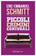 Cover of Piccoli crimini coniugali
