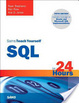 Cover of Sams Teach Yourself SQL in 24 Hours