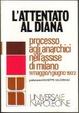 Cover of L'attentato al Diana