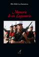 Cover of Memorie di un legionario