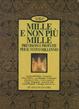 Cover of Mille e non più mille
