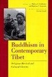 Cover of Buddhism in Contemporary Tibet