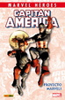 Cover of Capitán América: Proyecto Marvels