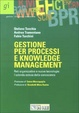 Cover of Gestione per processi e knowledge management