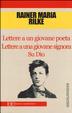 Cover of Lettere a un giovane poeta
