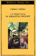 Cover of La vera vita di Sebastian Knight