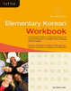 Cover of Elementary Korean Workbook