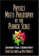 Cover of Physics Meets Philosophy at the Planck Scale