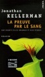 Cover of La Preuve par le sang