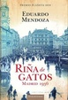 Cover of Riña de gatos