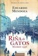 Cover of Riña de gatos