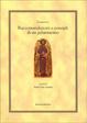 Cover of Raccomandazioni e consigli di un galantuomo (strategikon)