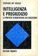 Cover of Intelligenza e pregiudizio