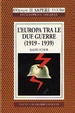 Cover of L'Europa tra le due guerre (1919-1939)