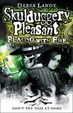 Cover of Skulduggery Pleasant: Playing with Fire