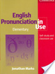 Cover of English Pronunciation in Use Elementary