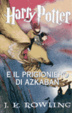Cover of Harry Potter e il prigioniero di Azkaban