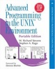 Cover of Advanced Programming in the UNIX Environment