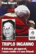 Cover of Triplo inganno