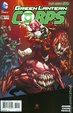 Cover of Green Lantern Corps Vol.3 #39