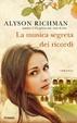 Cover of La musica segreta dei ricordi