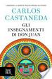 Cover of Gli insegnamenti di Don Juan