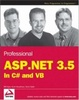 Cover of Professional ASP.NET 3.5