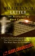 Cover of The Willie Lynch Letter and The Destruction of Black Unity