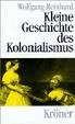 Cover of Kleine Geschichte des Kolonialismus.