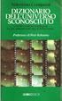 Cover of Dizionario dell'universo sconosciuto