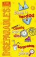 Cover of Dime la verdad; Cuenta hasta diez; Sorpresas a pares