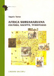 Cover of Africa subsahariana