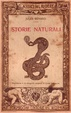 Cover of Storie naturali