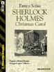 Cover of Sherlock Holmes Christmas Carol