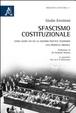 Cover of Sfascismo costituzionale