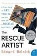 Cover of The Rescue Artist