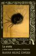 Cover of La araña y otros cuentos macabros y siniestros