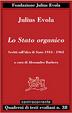 Cover of Lo Stato organico