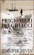 Cover of Prigionieri dei ghiacci