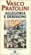 Cover of Allegoria e derisione