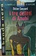 Cover of I tre delitti di Anubi