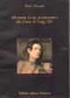 Cover of Memorie di un avventuriero alla corte di Luigi XIV