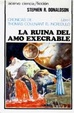Cover of La ruina del amo execrable