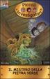 Cover of Il mistero della pietra verde