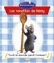 Cover of Les recettes de Rémy