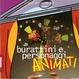 Cover of Burattini e personaggi animati