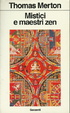 Cover of Mistici e maestri zen