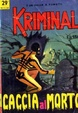 Cover of Kriminal n. 29