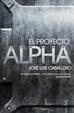 Cover of El proyecto alpha