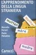 Cover of L'apprendimento della lingua straniera